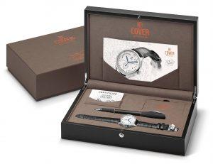 Lịch sử hình thành thương hiệu đồng hồ Cover Thụy Sĩ