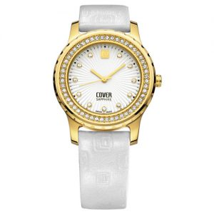 Cách làm sạch dây da đồng hồ màu trắng siêu đơn giản tại nhà
