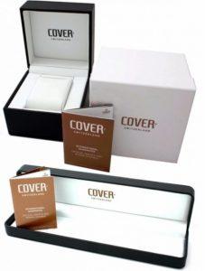 Đồng hồ Cover Thuỵ Sỹ chính hãng và Fake khác nhau như thế nào?