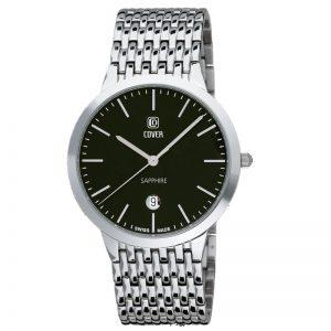 Khám phá đồng hồ Cover Co123.01 dây kim loại sang trọng